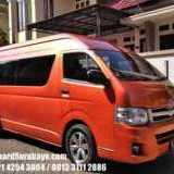 Rent Car Hiace Surabaya- Malang   Sewa Hiace Batu Malang