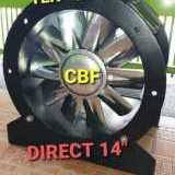 axial direct fan 14""