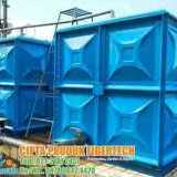 Roof Tank Panel Frp Tangki Penampungan Air Fiber - Foto 3