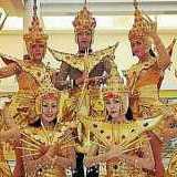 Tari Seribu Tangan Cheer Production - Foto 1