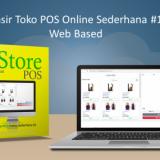 Aplikasi Kasir Toko Untuk Toko Sembako/Bangunan/UMKM