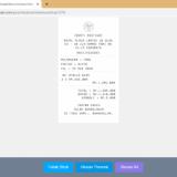 Sistem Kasir Toko Online Untuk Pengelolaan Keuangan Toko