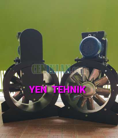 axial direct fan
