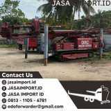 JASA IMPORT MESIN SECOND | JASAIMPORT.ID | 081311056781