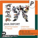 JASA IMPORT MAINAN | PARTNERIMPORT.COM | 081317149214