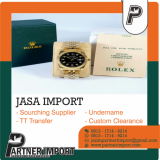 JASA IMPORT JAM BRANDED | PARTNERIMPORT.COM | 081317149214